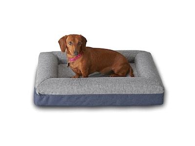 Pupnaps Orthopaedic Memory Foam Bed