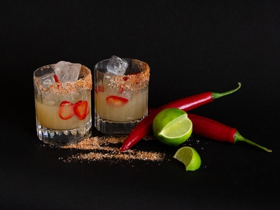Tromba Spicy Margarita Kit - Serves 4