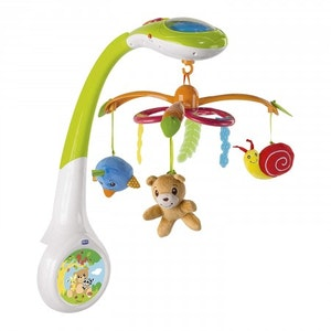 Chicco Magic Forest Cot Mobile Projector