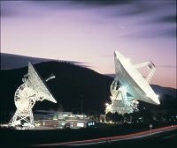 Tidbinbilla Canberra Deep Space Communications Complex