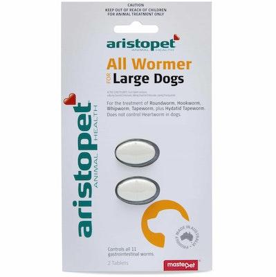 Aristopet Allwormer Large Dog