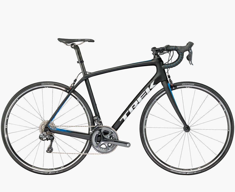 fullpage Trek Domane SL 7 2017 Road Bike BikeExchange