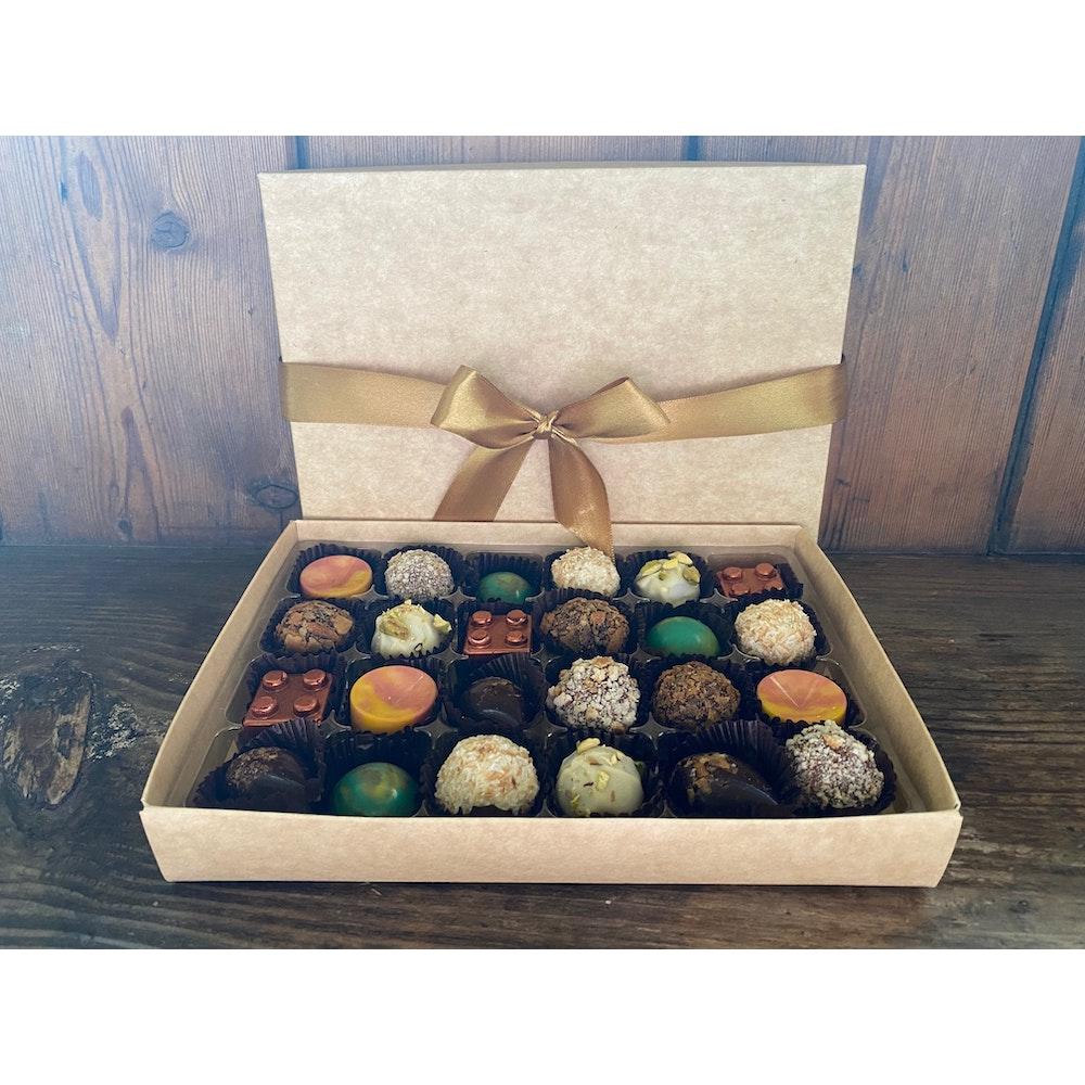 Lifetime of Chocolate 24 Piece Chocolate Box