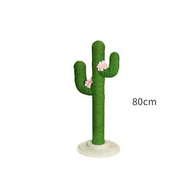 VETRESKA Cat Scratching Tree - Cactus Mini (80 X 37 X 37CM) - 7KG