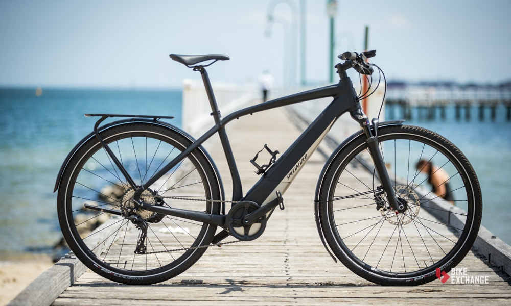 Specialized Turbo Vado 4.0 2018 Electric Bike