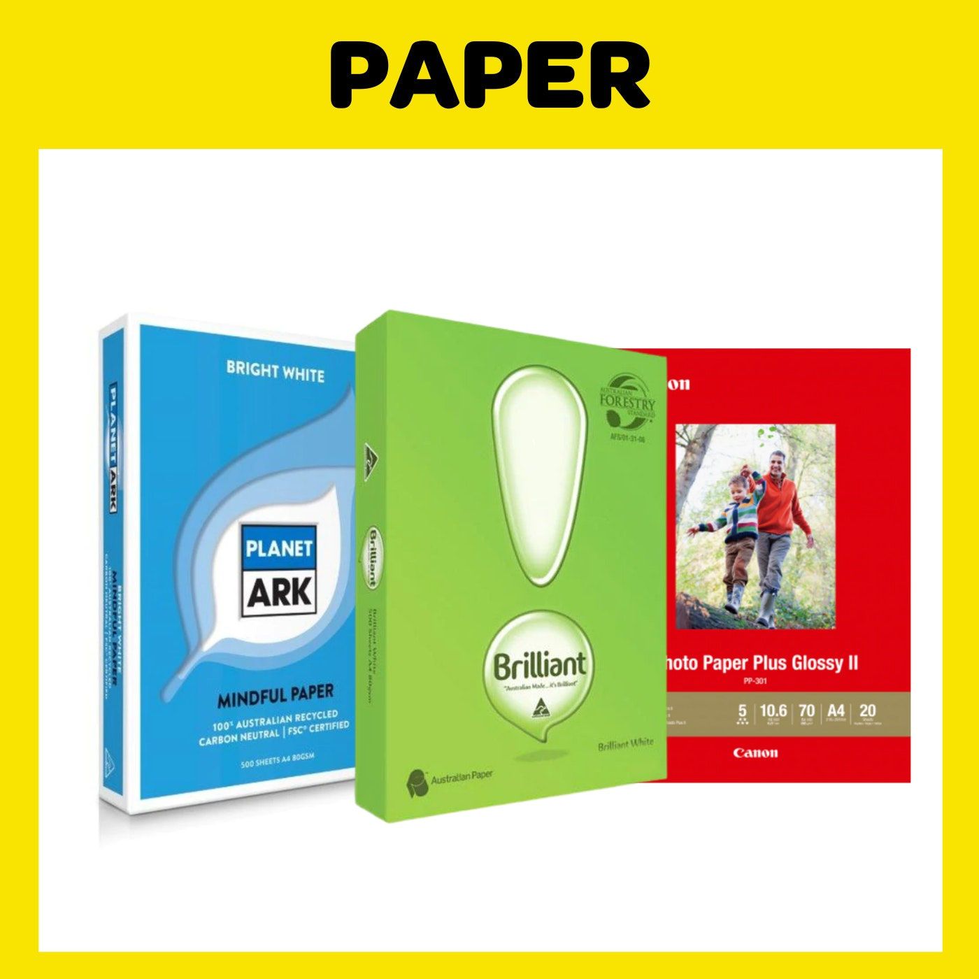 Paper Prducts