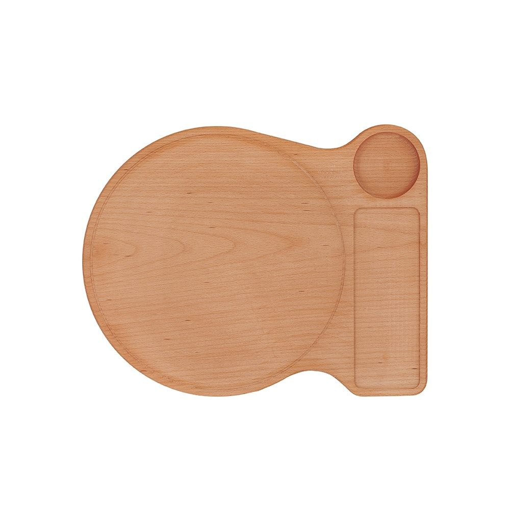 The Wood Life Project Eco-friendly Wooden Pizza Board