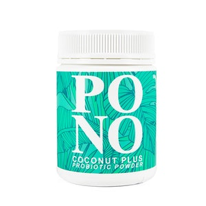 PONO Broad Spectrum Probiotic - Coconut Plus