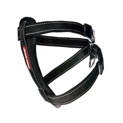 Ezydog Chest Plate Dog Harness with Car Seatbelt Attachment