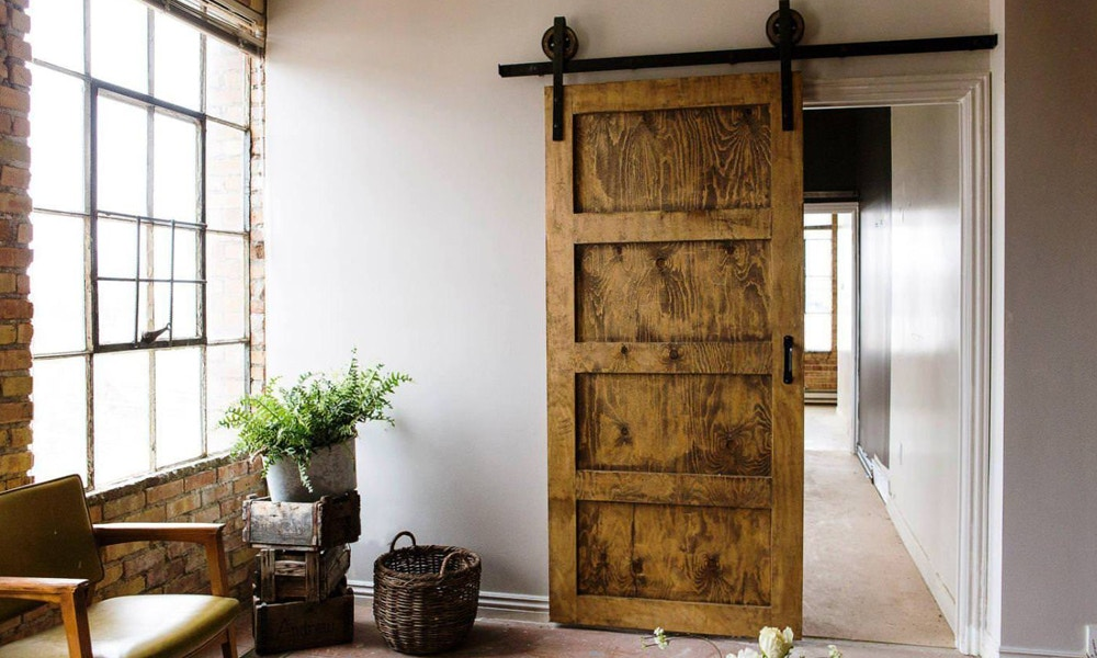 Bring Natural Beauty to your Home with Barn Doors