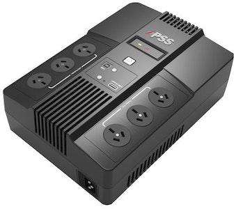 PSS Eco-Alto 800VA 480W 9Amp Line Interactive UPS (Uninterrupted Power Supply) & battery backup