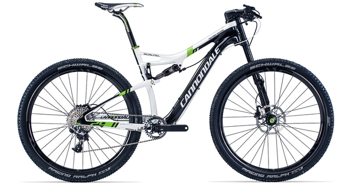 Cannondale Mountainbike