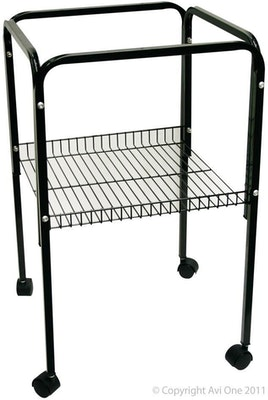 Cage Stand 1827BK Black suits 400AOP Avi One