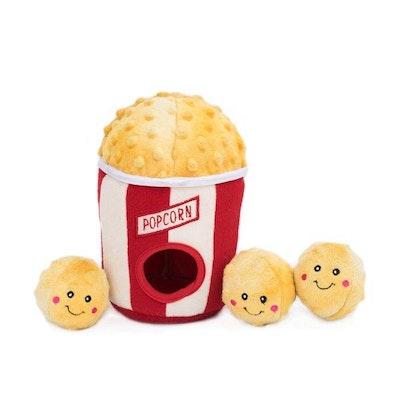 Zippy Paws Burrow Popcorn Bucket