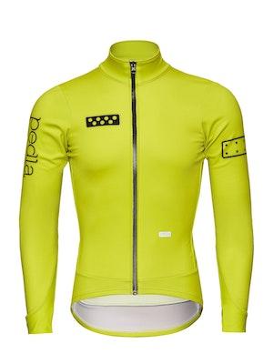 Pedla BOLD / AquaFLEECE Jacket - Neon Yellow