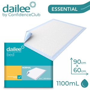 Dailee Bed Normal - 90x60cm