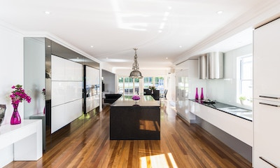 The Ultimate Integrated Kitchen