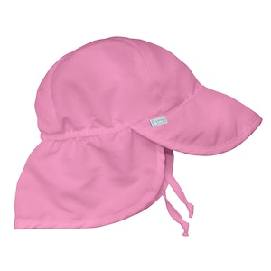 green sprouts Flap Sun Protection Hat-Light Pink