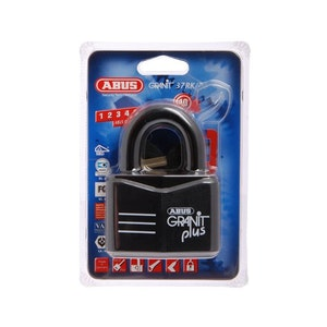 ABUS Granit Padlock 37RK70 High Security Padlock