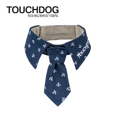 TOUCHDOG® Designer Velcro Gentleman Tie - M