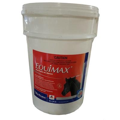 Virbac Bucket of Equimax Wormers (60 Syringes)