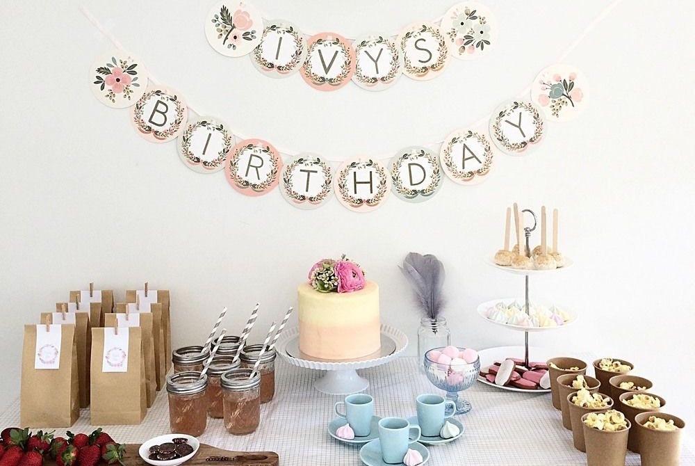 IVY'S 6TH BIRTHDAY