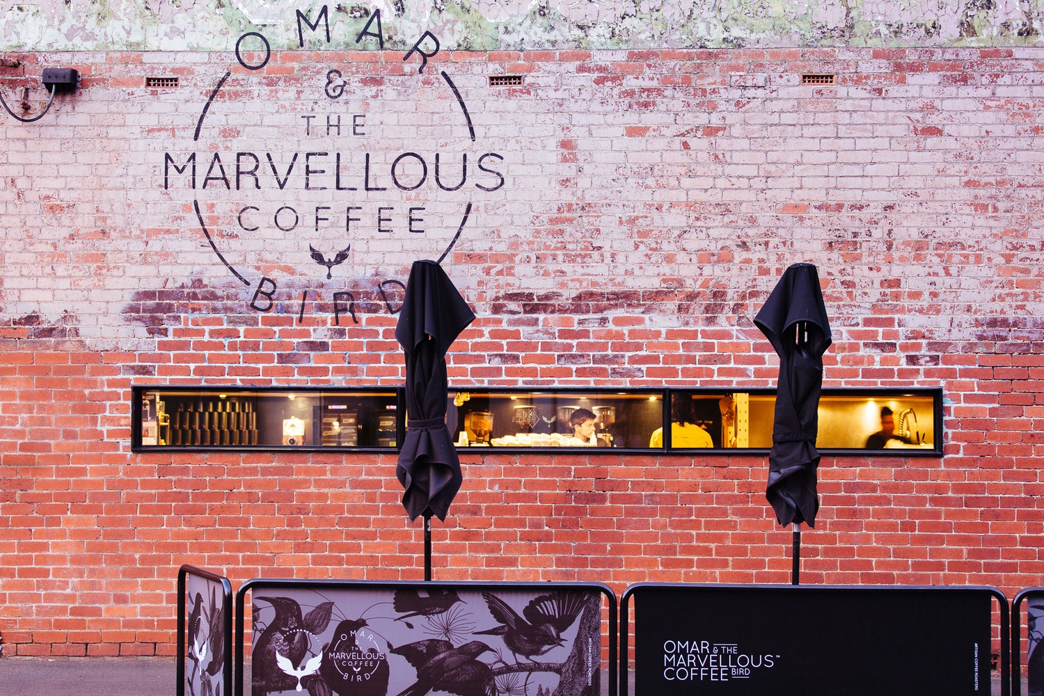 Omar and the Marvellous Coffee Bird (VIC)