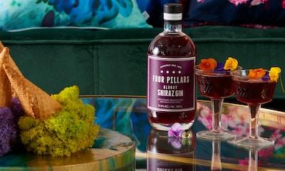 Signature Spring Cocktail - Bloody Floradora