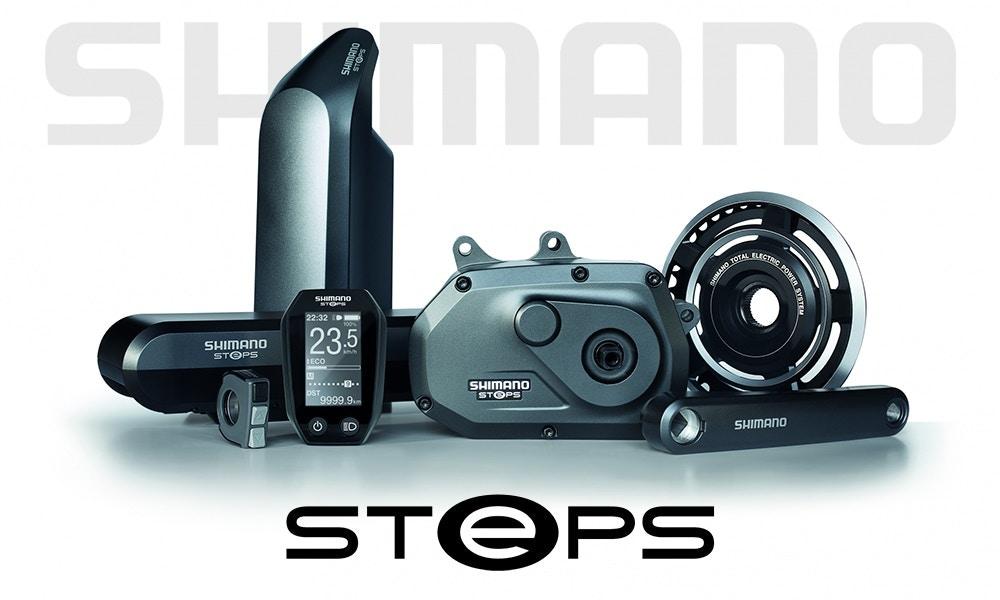 Shimano STEPS e-bike aandrijfsystemen