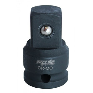 "SP23355 Impact Socket Adaptor 1/2""Dr 1/2""F x 3/8""M SP23355"