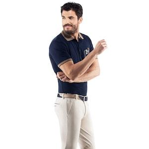 Animo ARON Men's Short Sleeve Polo Shirt