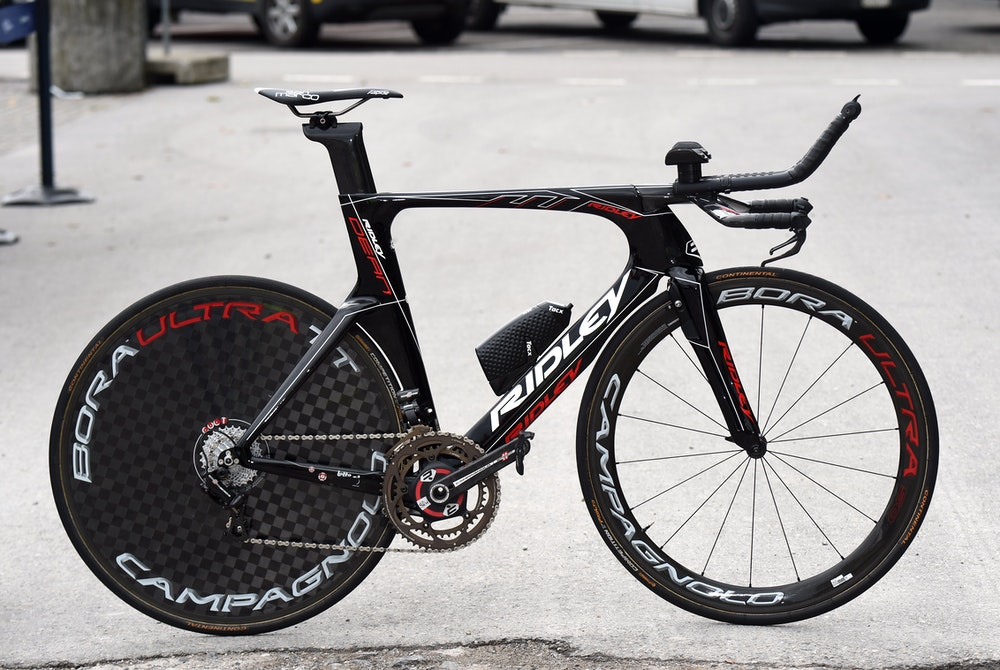 Ridley Bikes At The Tour De France