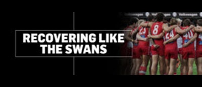 RECOVERING LIKE THE SWANS