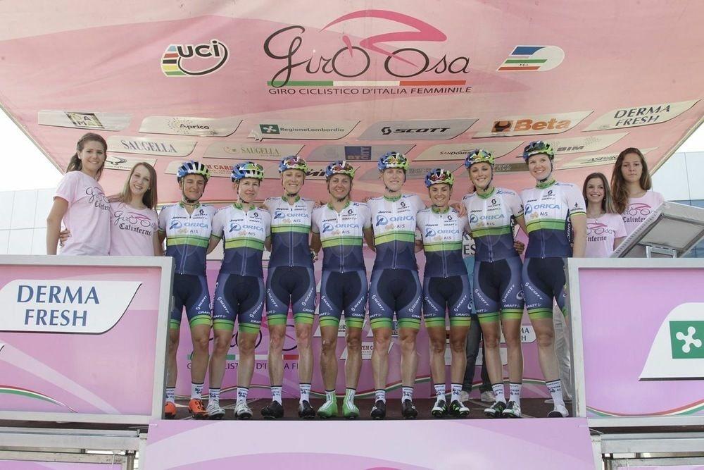 Giro Rosa Update