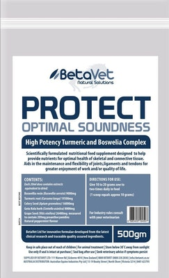 BETAVET Natural Solutions Horse Protect Optimal Soundness Supplement - 4 Sizes