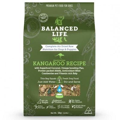 BALANCED LIFE Adult Kangaroo Dry Dog Food