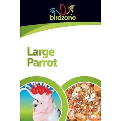 Bird Zone Large Parrot Blend