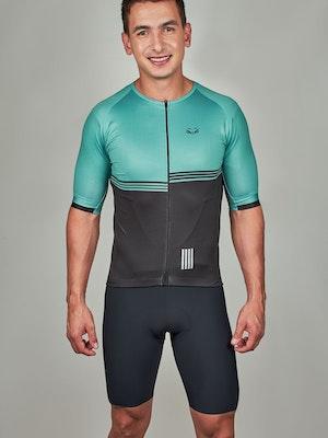 Taba Fashion Sportswear Camiseta Ciclismo Hombre Turin