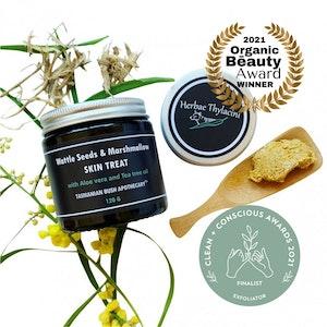 Wattle Seeds & Marshmallow Skin Treat 120g
