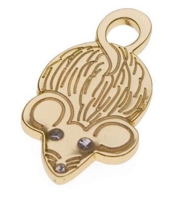 Hamish McBeth Mini Mouse Pet ID Tag