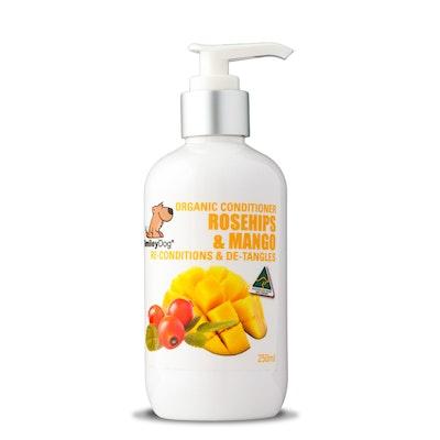 Smiley Dog Organic Extract Rosehips & Mango Conditioner