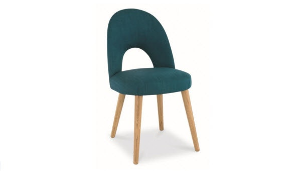 stockholm teal uph dining chair dining room chairs for sale in
