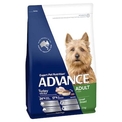Advance Toy & Small Breed Adult Turkey Dry Dog Food
