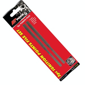 Ignition Points Files 2pc 150mm Long 8mm Wide 65Mn Steel