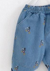 Mickey Denim Pants (2-7 years old)