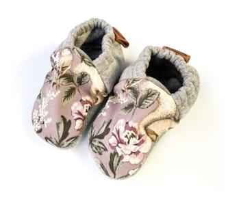 Bibbidi Bub Mauve Garden Shoes