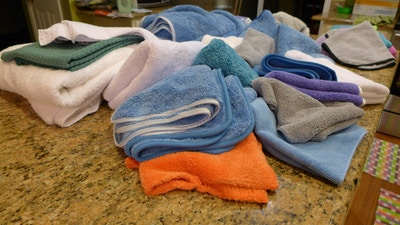 How to Wash Microfiber Towels