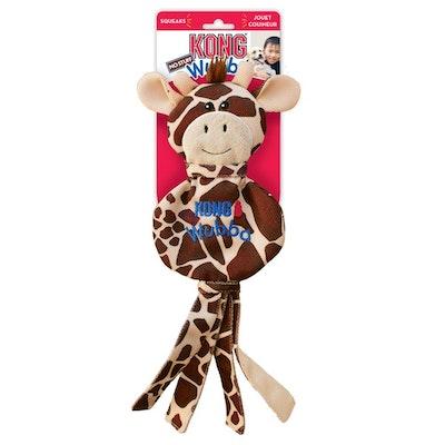 KONG Wubba Nostuff Giraffe Large