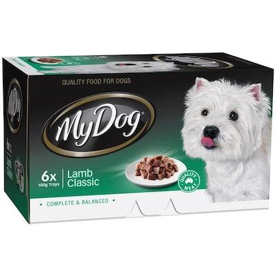My Dog Chef Select Lamb Classic Wet Dog Food 100G
