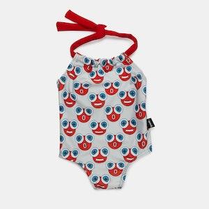 Halter Neck Swimsuit - H2O Water!